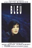Tre colori: Film Blu Poster