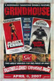 Grindhouse, Quentin Tarantino & Robert Rodriguez, 2007 Affiches