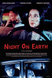 Night on Earth - Swedish Style Affiches