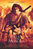 L'ultimo dei Mohicani Poster