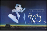 Betty Blue Plakater