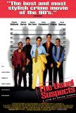 Filmposter The Usual Suspects, 1995, Engelse tekst Posters