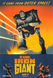 Il gigante di ferro Poster