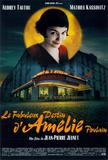 Filmposter Amelie, met Franse tekst Posters