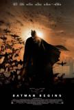 Batman Begins Pósters