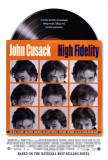 High Fidelity Affiches
