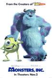 Monsters, Inca. Plakat
