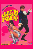 Austin Powers: International Man of Mystery - French Style Posters