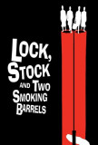 Lock Stock and 2 Smoking Barrels - Swedish Style Affiche