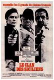 Clan des Siciliens, Le|The Sicilian Clan Posters