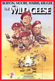The Wild Geese Posters