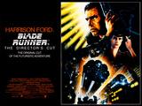 Blade Runner, Director's Cut, på engelsk Plakater