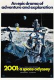 2001: Avaruusseikkailu Posters