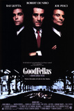Filmposter Goodfellas, 1990 Foto