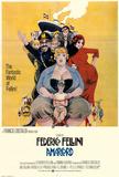 フェリーニのアマルコルド(1973年) ポスター