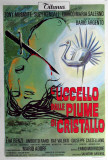 The Bird with the Crystal Plumage - Italian Style Affiche