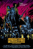 Streets of Fire Print