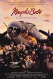 メンフィス・ベル(1990年) ポスター