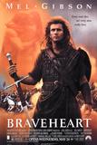 ブレイブハート(1995年) アートポスター