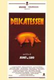 Delicatessen Posters