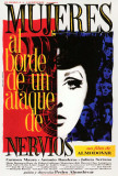 Femmes au bord de la crise de nerfs|Women on the Verge of a Nervous Breakdown Affiche