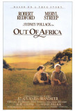 Out of Africa Prints