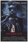 New Jack City: A Gangue Brutal Posters