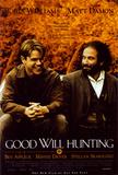 Den enestående Will Hunting Poster
