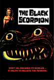 The Black Scorpion Affiches