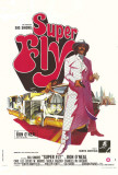 Superfly - French Style Poster