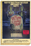 The Return of the Living Dead Plakater