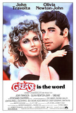 Filmbeeld uit Grease, 1978 Affiches
