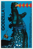 Godzilla vs. Gigan - Polish Style Poster