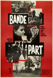 Band of Outsiders - French Style アートポスター