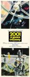 2001: Avaruusseikkailu Julisteet