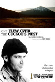 Filmposter Jack Nicholson in One Flew Over The Cuckoo's Nest, 1975 Poster