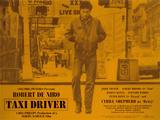 Taxi Driver, på engelsk Posters