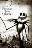 Filmbeeld The Nightmare Before Christmas Print