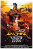 Star Trek 2: The Wrath of Khan Poster