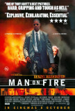 Man on Fire Affiches