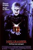 Hellraiser Plakater