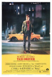 Taxi Driver, in inglese Stampe