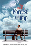 Forrest Gump - German Style Affiches