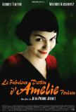 Filmposter Amelie, met Franse tekst Foto