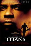 Le plus beau des combats Remember the Titans Poster