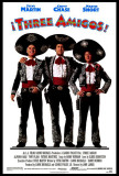 The Three Amigos Poster