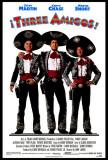 I tre amigos Poster