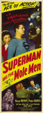 Superman and the Mole Men Posters