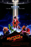 Muppets From Space Plakater