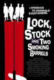 Lock Stock and 2 Smoking Barrels Poster